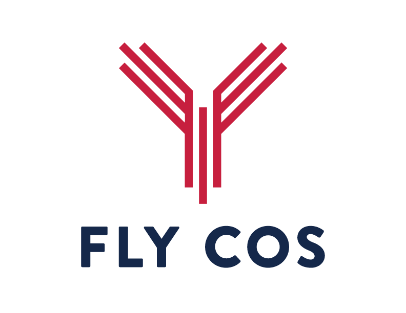 This link goes tothe  fly-cos homepage. Image is logo of flycos