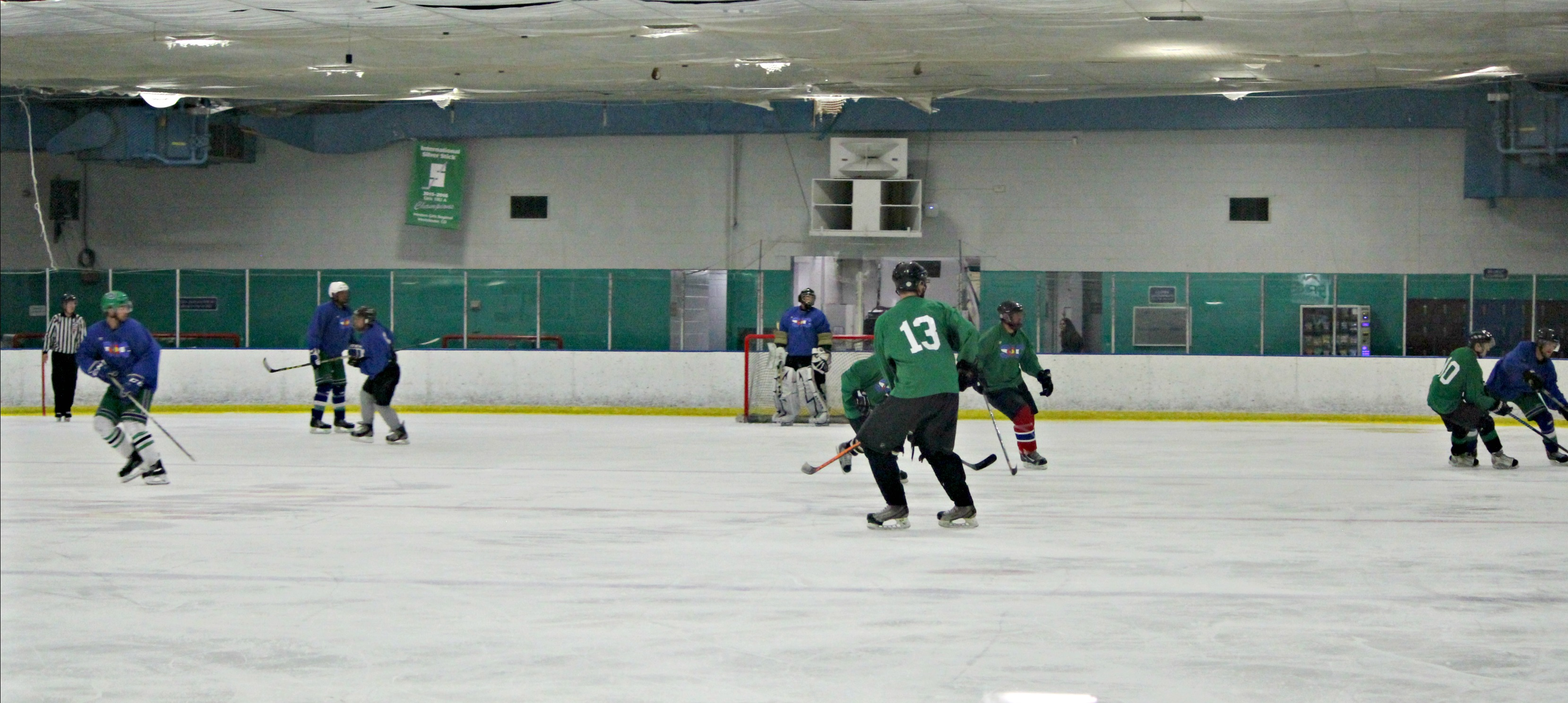 Hockey At Sertich Ice Center Colorado Springs