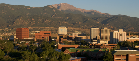 Report an Issue or Make a Citizen Request | Colorado Springs