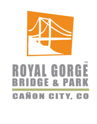 Royal Gorge Bridge & Park logo