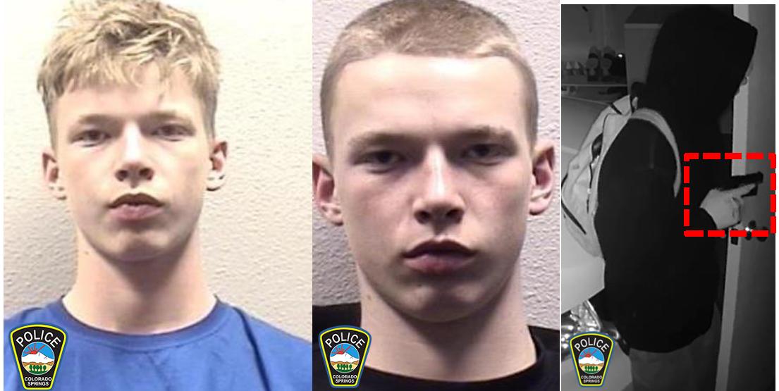 Photos of suspect