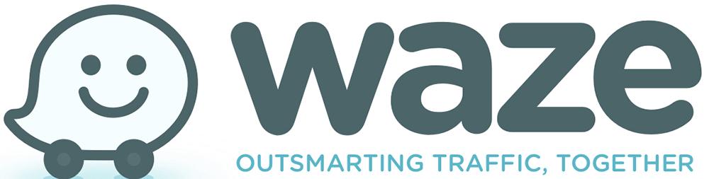 WAZE mobile app logo