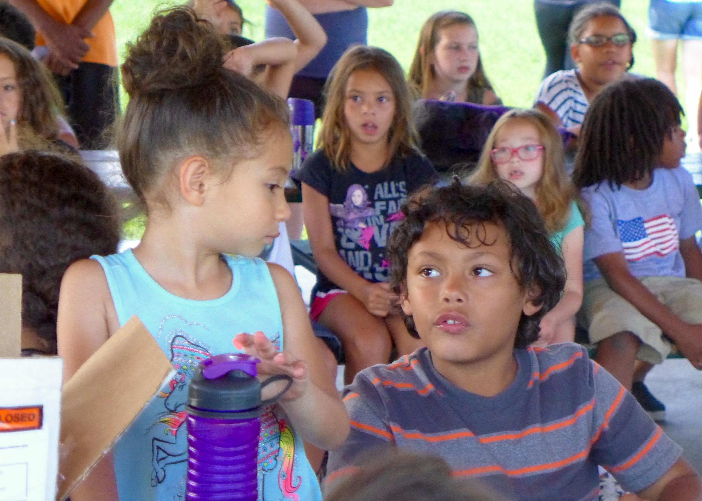 Hillside Community Center Event