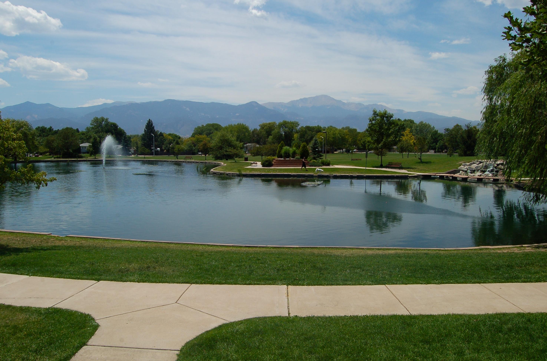 If Madison Were Colorado Springs Wed Be >> Neighborhood Parks Colorado Springs