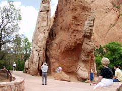 Garden Of The Gods Weddings Colorado Springs