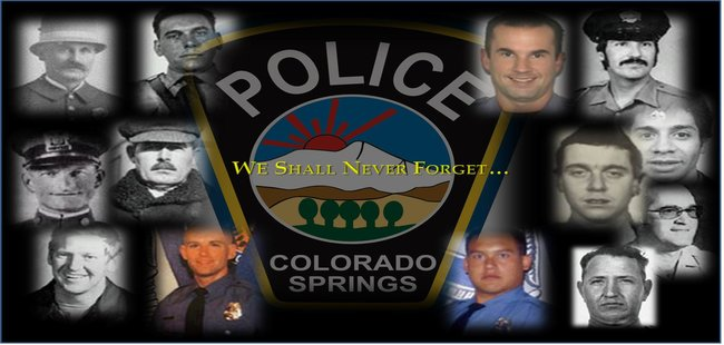 CSPD Fallen Officers