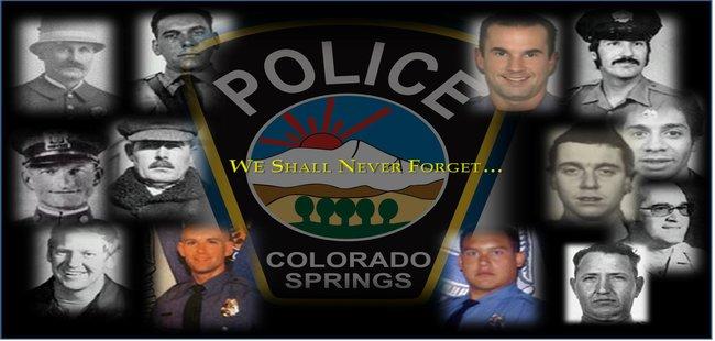 CSPD Fallen Officers