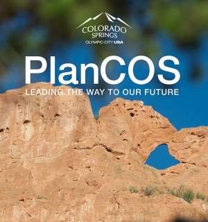 Planning and development colorado springs kissing camels at garden of the gods with plancos logo malvernweather Image collections