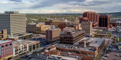 photo of downtown colorado springs