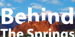 behind the springs logo