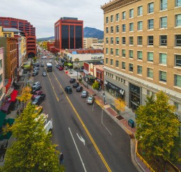 photo of downtown