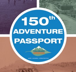 150th Adventure Passport