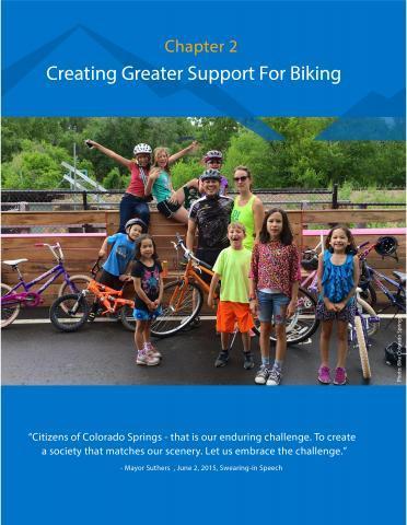 Bike Master Plan Chapter two