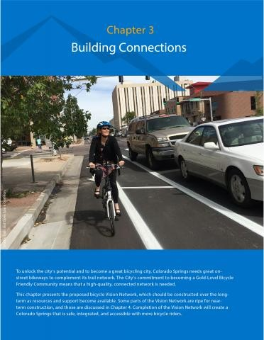 Bike Master Plan Chapter three