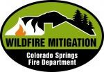 Logo of Wildfire Mitigation Colorado Springs Fire Department