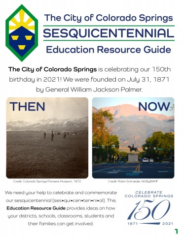 Sesquicentennial Education Resource Guide