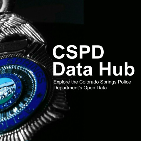CSPD Data Hub - Explore the Colorado Springs Police Department's Open Data