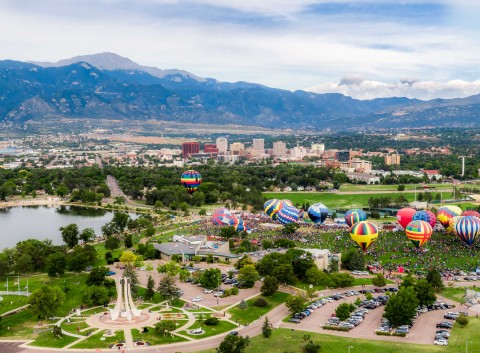 """c246807eca374 Colorado Springs Ranked no. 3 """"Best Place to Live"""" by U.S. News ..."""