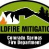 Wildfire Mitigation Logo Colorado Springs