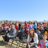 Photo of crowd at arbor day