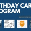 Birthday Card Program image