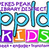 Pikes Peak Library District logo