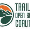 Trails and open space coalition logo