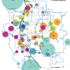 map of Thriving Economy vision map