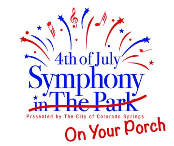 logo for 4th of july event