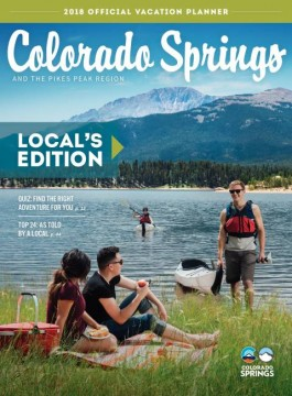 Cover of visitor guide