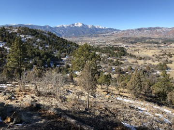 Photo of Austin Bluffs open Space