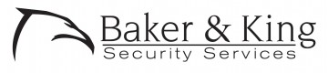Logo for Baker & King Security Services