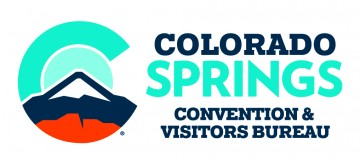 Colorado Spirngs Convention and Visitors Bureau logo