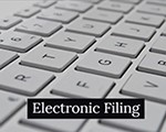 button electronic filing
