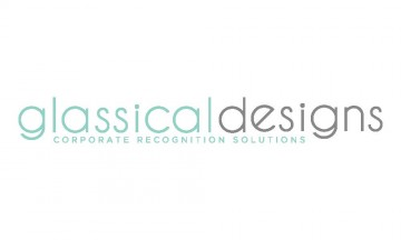 logo for glassical desings