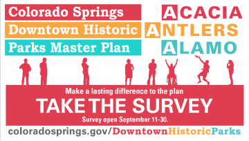 Downtown Historic Parks Master Plan | Colorado Springs