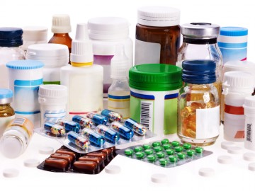 Medicine containers and pill bottles