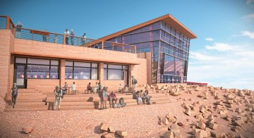 Rendering of New Summit Complex