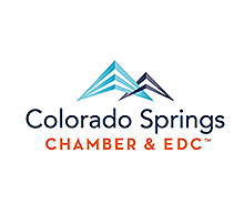 Colorado Springs Chamber and EDC logo
