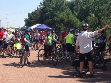 Legacy Loop Outdoor Gathering on July 30