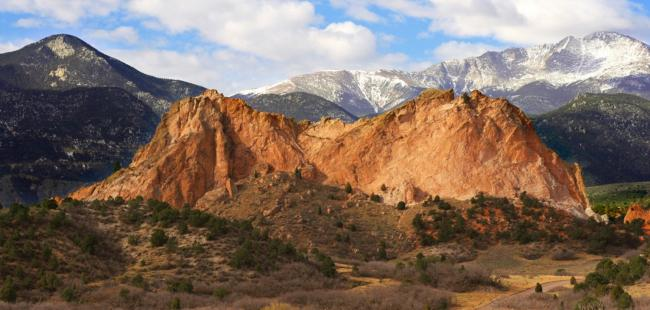 Garden of the Gods by Victor Bonomi
