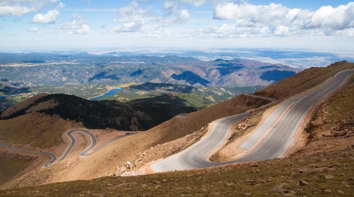 how to get to pikes peak mountain