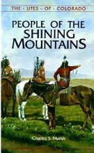 Book cover: People of the Shining Mountains