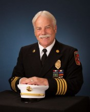 Fire Chief Randy Royal