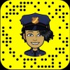 Police Department Snapcode