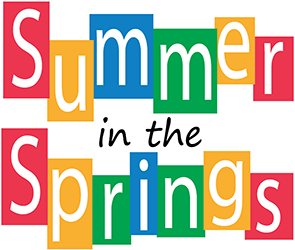 summer in the springs logo