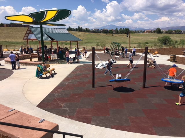 Playground at Venezia Park